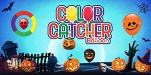 Color Catcher Balloon — веселая игра-головоломка для детей и всей семьи