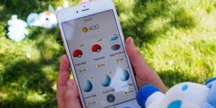 Pokemon Go. Как открыть яйцо