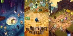 Закрытую ПК версию Mighty Quest For Epic Loot выпустили на iOS и Android