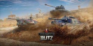 Сравнение WoT и WoT Blitz. Большие танки против Мобильных!