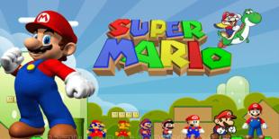 Культовые игры MARIO доступны в магазинах приложений