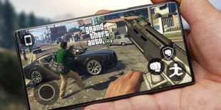 Скачать Grand Theft Auto V (Test 0.2.1) на Android