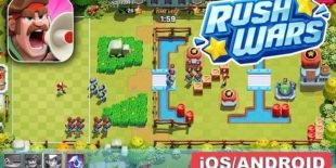 Скачать шрифт Rush Wars — SupercellTextAndroid_ACorp