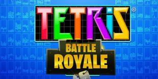 Скачать Tetris Royale на Android. Tetris в формате «королевской битвы»