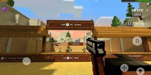 Скачать Null's Pixel Gun 3D v16.8.1