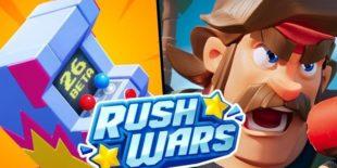 Rush Wars — глобального релиза не будет
