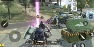 Королевская битва Call of Duty Mobile