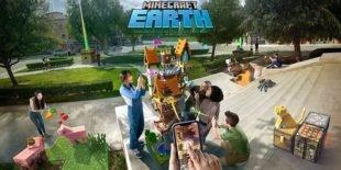 Скачать Minecraft Earth на ПК через торрент